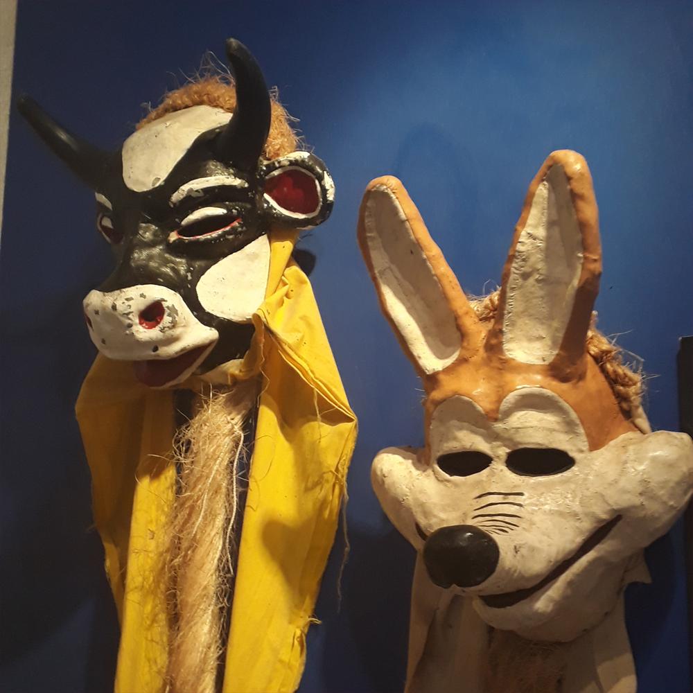 [Visitamos] Museo de la Mascara en San Miguel de Allende