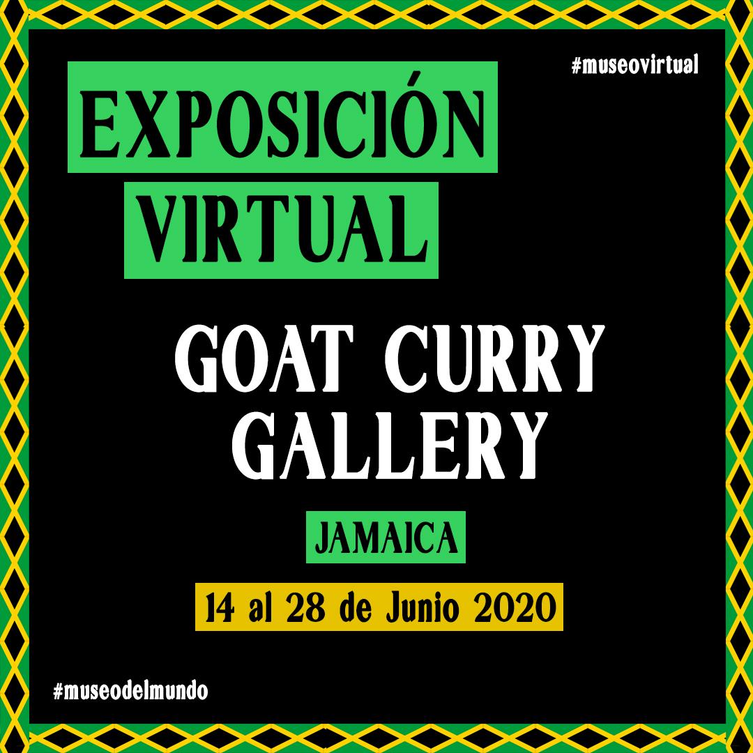 """[Exposición virtual] """"Goat Curry Gallery"""""""
