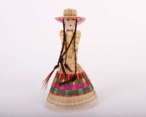 Mujer con sombrero #240