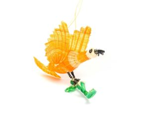 Pájaro pequeño #246