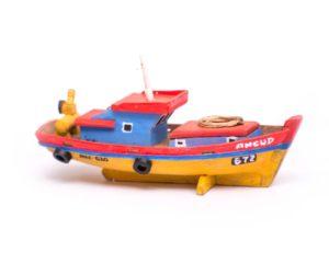 Barco pesquero  #315