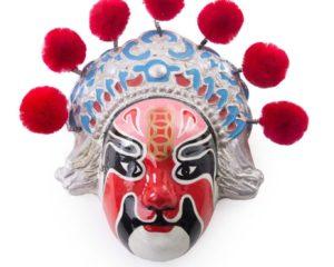 Máscara de ópera #411