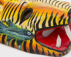 Máscara de tigre #69