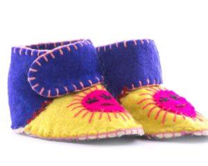 Zapatos de niña #251