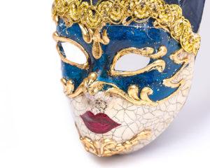 Máscara veneciana  #285