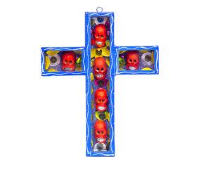 Retablo de cruz #178