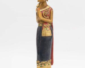 Bailarina tailandesa #159