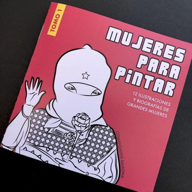 """[En Venta] Libro """"Mujeres para Pintar"""""""