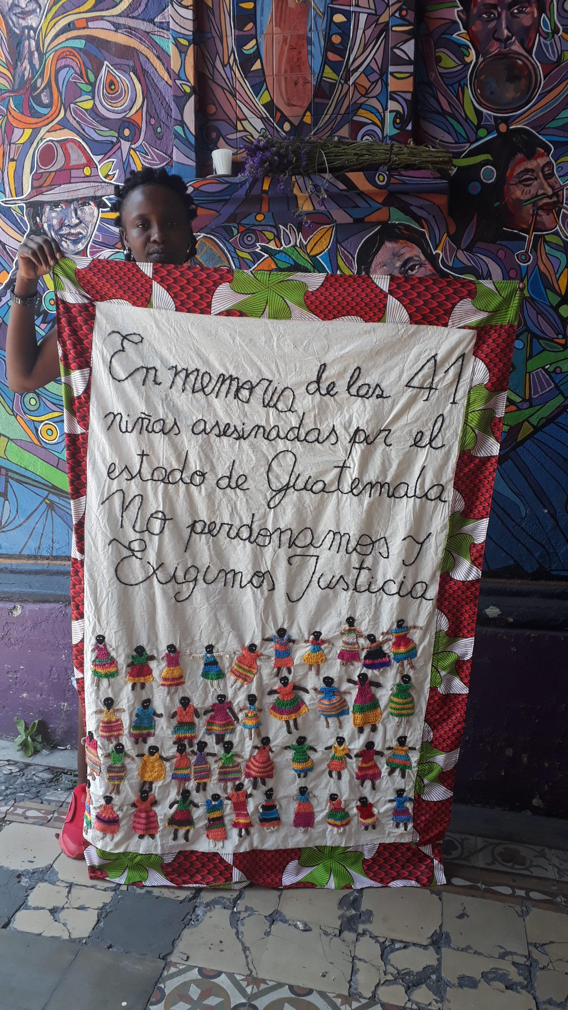 [Campaña] Nos duelen 56- Guatemala