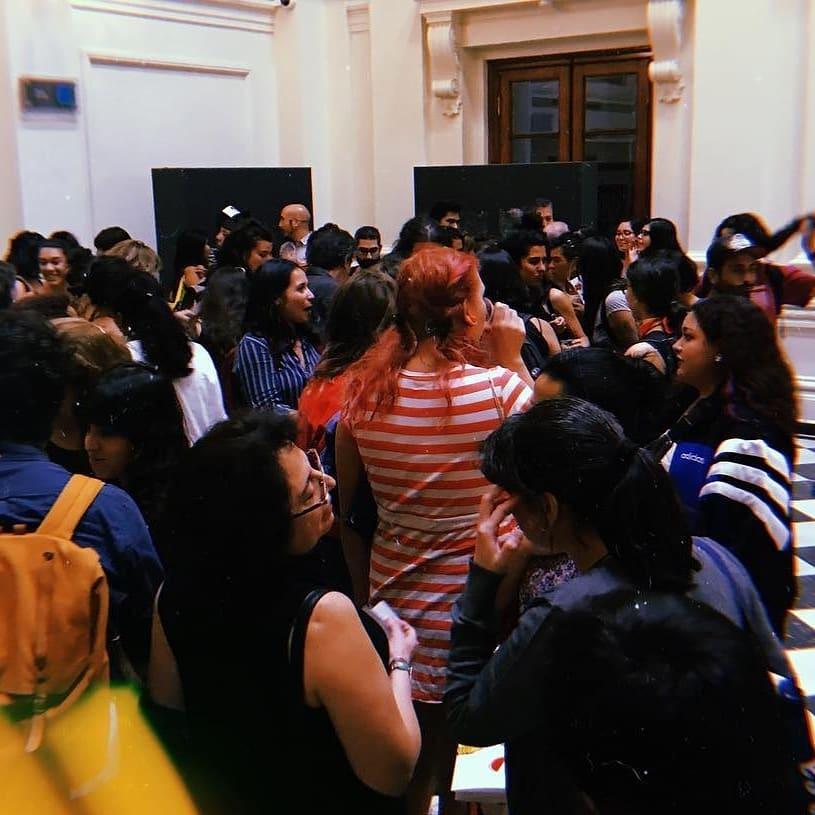 [Lanzamiento] Museo del Mundo en la Biblioteca Nacional de Chile