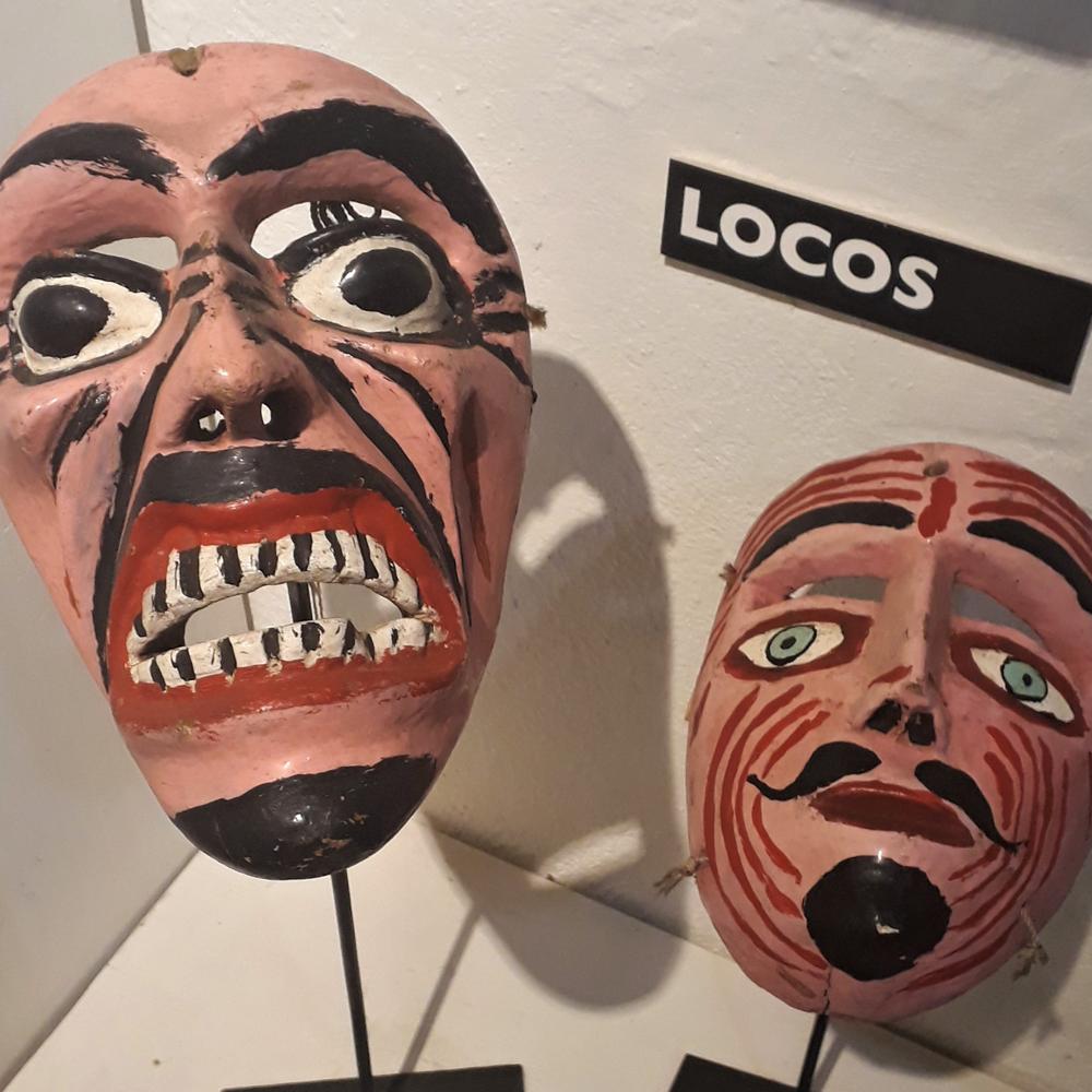 [Visitamos] Museo de la Mascara en San Miguel de Allende en México