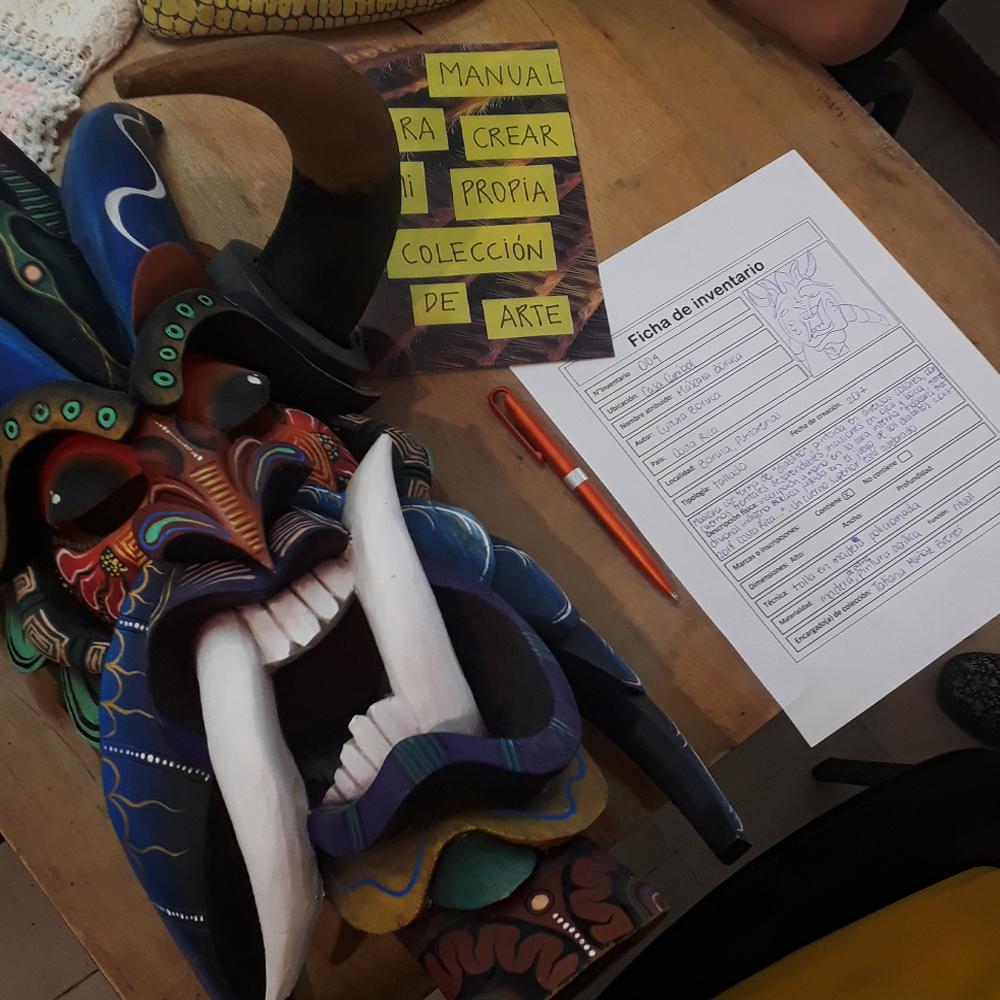 """[Taller] """"Coleccionar la Memoria"""" en Costa Rica."""